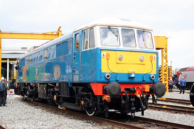 Heritage Electric & Electro-Diesel Locomotives