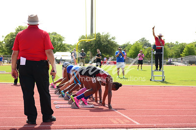 Women's 100m Sat, May 28