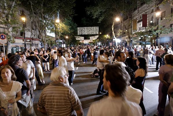 Tango Avenida de Mayo