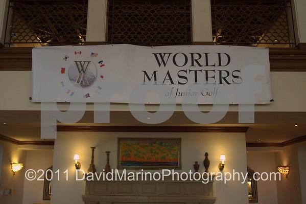 2011 World Junior Masters Golf Tournament