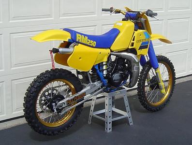 1984 rm 250