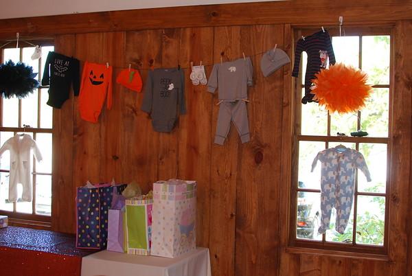 Tara and Todd's Baby Shower