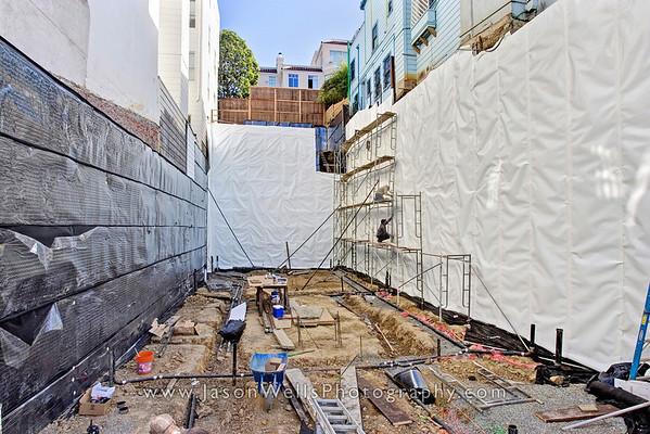 Construction, San Francisco
