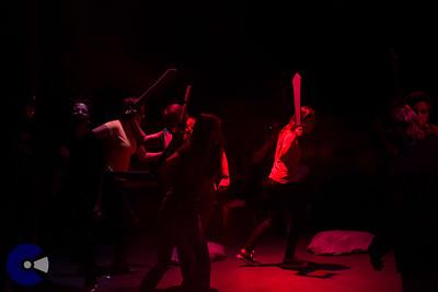 2013 Macbeth Rehearsal