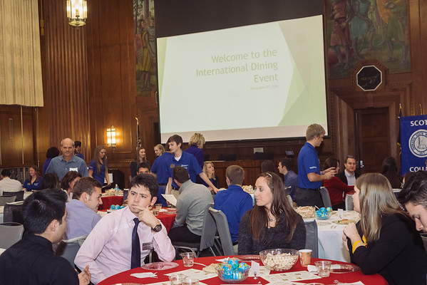 International Dining Event