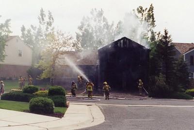 7563 S. Locust House Fire 5-18-1996