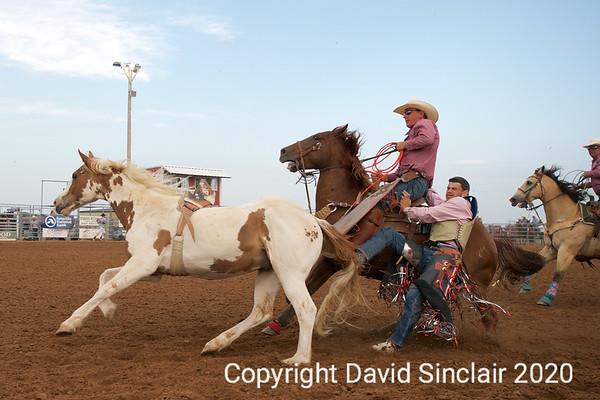 Range Riders Pick up Men