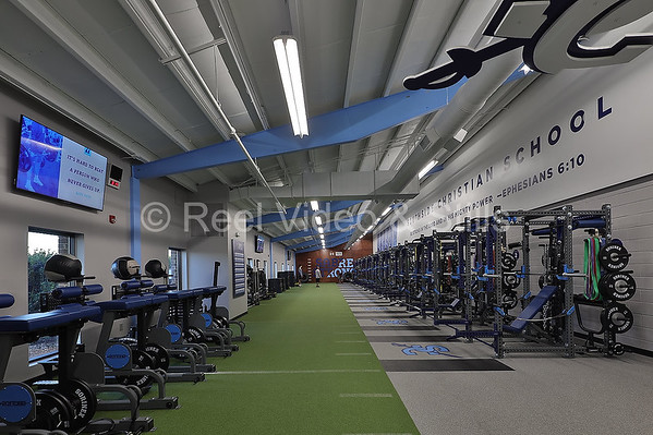 Southside Christian School Weightroom