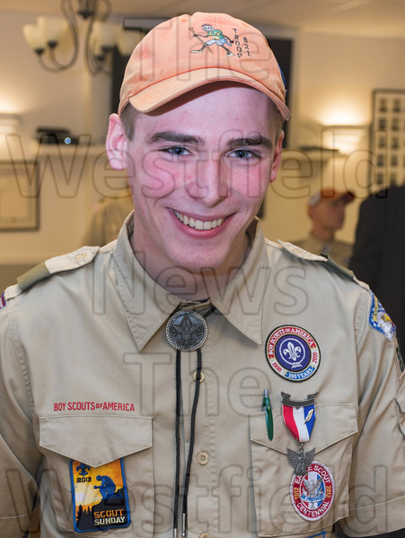 2017 Eagle Scout of the Year - Jonathan Huntley