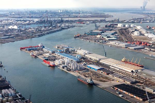 Noord Natie Odfjell Antwerp Terminals