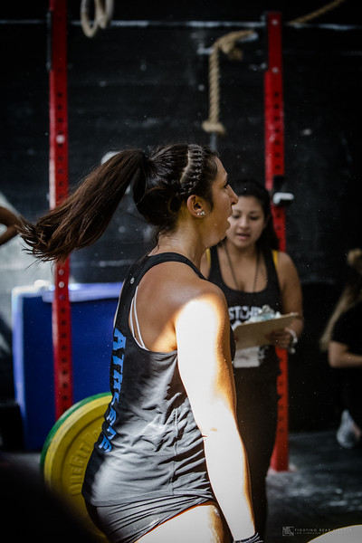 CrossFitPOP competes @ NorthEast Crossfit.
