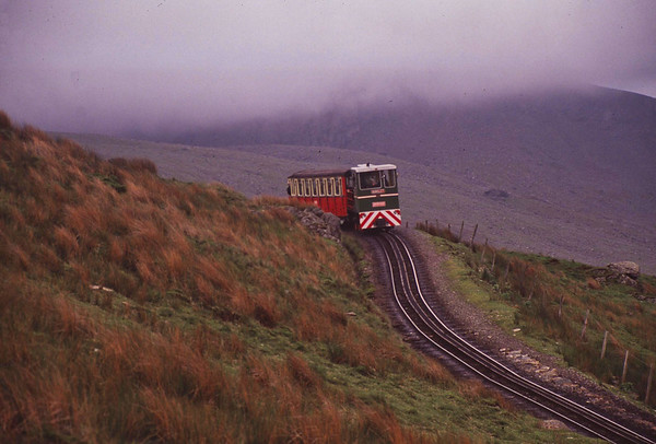 UK Trip 1991