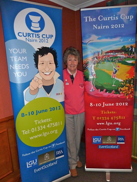 2012 Curtis Cup Promotion