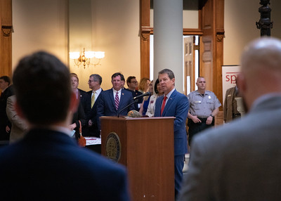 1.16.2020 Keeping Georgia Wild Day at the Capitol