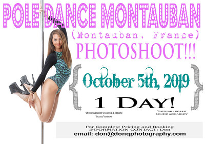 Marion (Pole Dance Montauban)