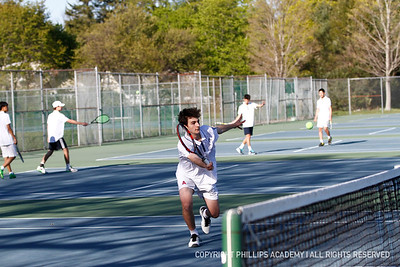 BV Tennis vs. Groton