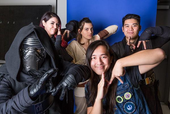 2016 SPCA Star Wars Cosplay Photoshoot