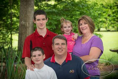 Bennett Family 2013