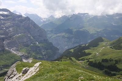 Switzerland - Eigergletscher
