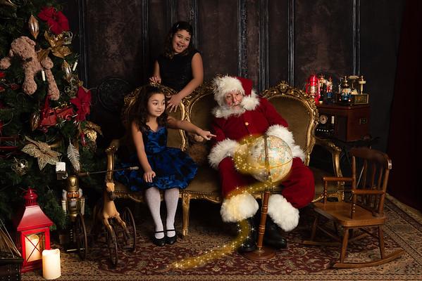 MARIA DL - Santa's Living Room 2020