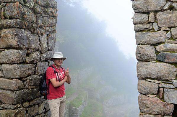 Day 4: Incan Trail