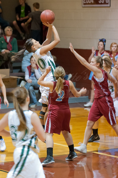 12/9/11 vs TriplainsBrewster