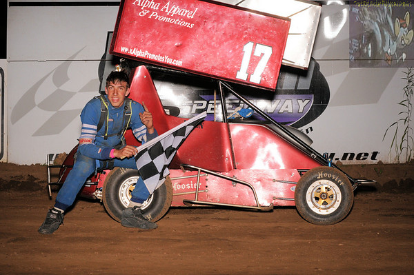 Micro Sprints - July 2, 2010