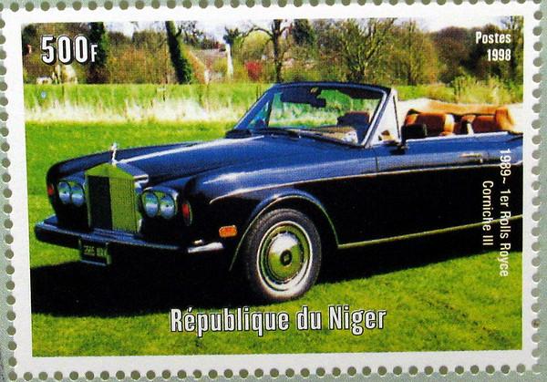 Modern Rolls-Royce