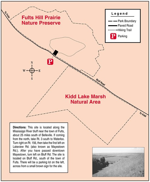 Kidd Lake Marsh State Natural Area