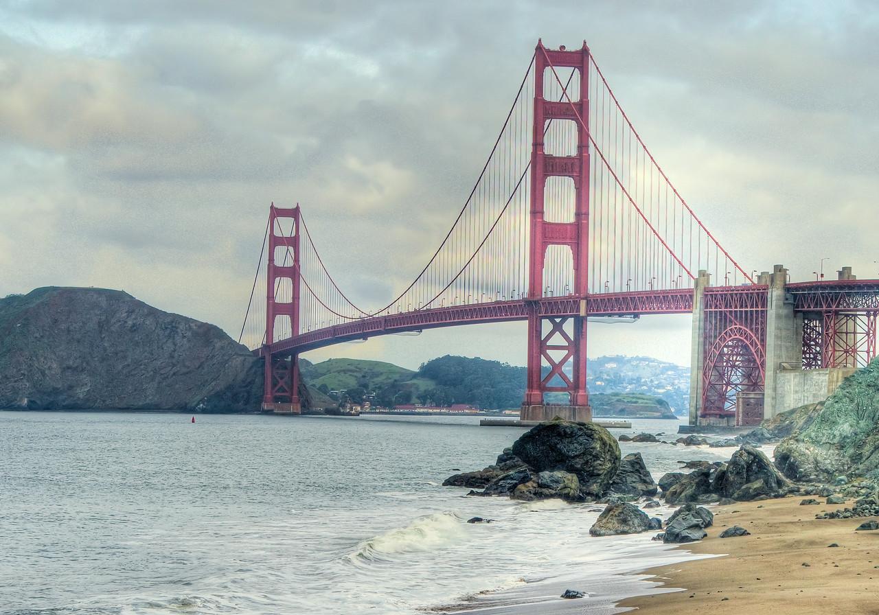Golden Gate Bridge #KW-39