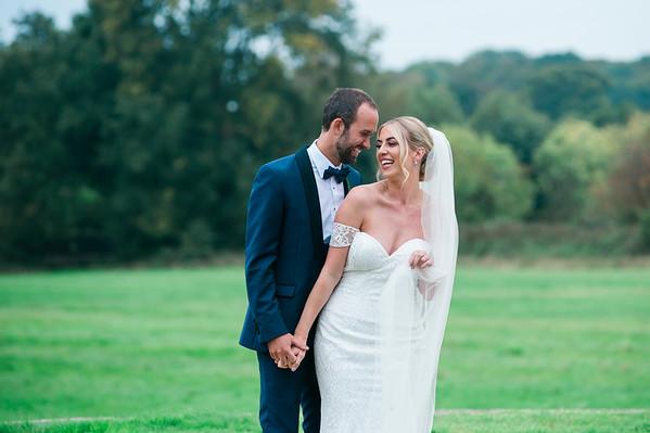 Jessica and Bruce Wedding