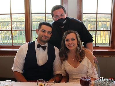 10/17/20- Victoria & Robert's Wedding- DJ