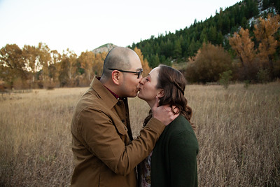 Caitlin + Tony's Engagement