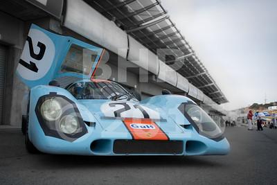 2015 Group 4 Porsche Rennsport Reunion V