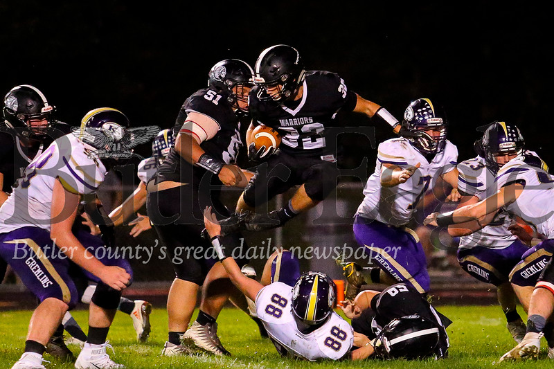 49850 - Moniteau vs Karns City Football