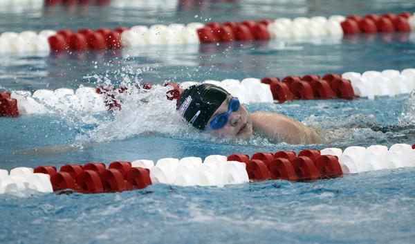 Watkins/Odessa Sectional Swimming 2-18-12