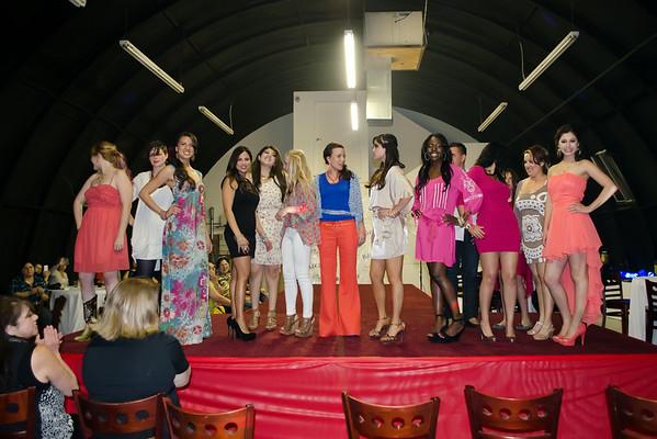 Ilitchi Boutique fashion show