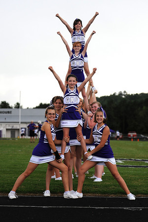 9/24/09 Cheer/Fans