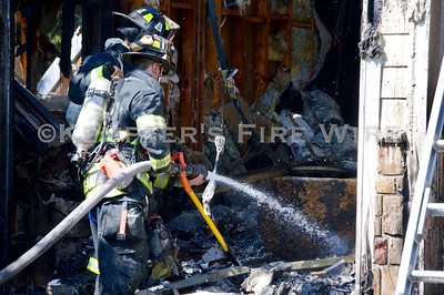 4th Alarm Condo Fire  -  Half Moon Bay Drive, Croton on Hudson - 8/24/19