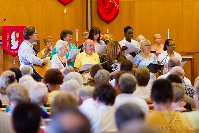 2011.07.03 - GPK Centennial: Ecumenical Service