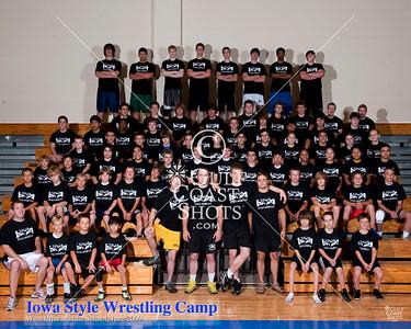 2009-06-05 Wrestling - IOWA Camp @ W Briar