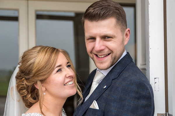Debbie & Glen Wedding - Castle Dargan Hotel