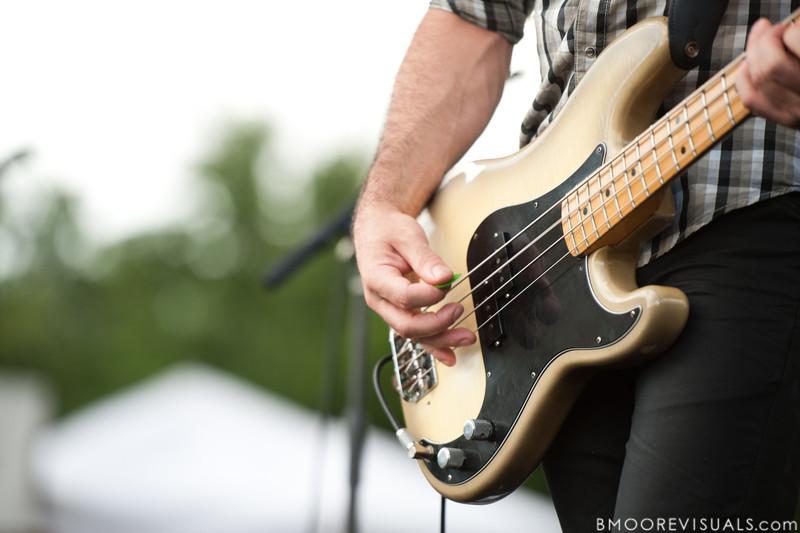 Crash Kings perform on May 29, 2010 at 97X Backyard BBQ at Vinoy Park in St. Petersburg, Florida