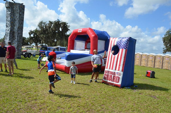 Camp Blanding Family Day