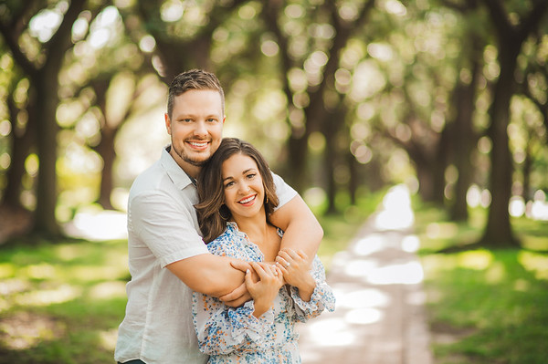 Hanna & Chase Engagement Portraits