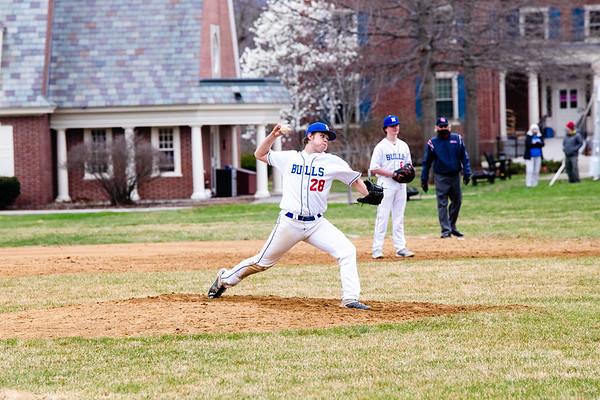 Varsity Baseball vs. KUA   April 17