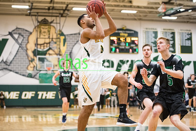 2018.02.16 Boys Basketball: Woodgrove @ Loudoun Valley