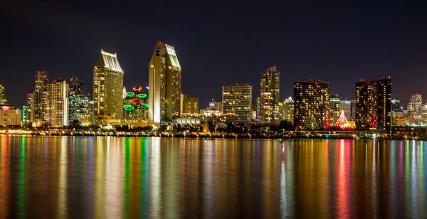 San Diego Skyline 2015