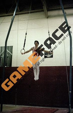 Cornell Men's Gymnastics