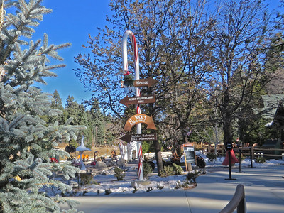 Skypark at Santa's Village